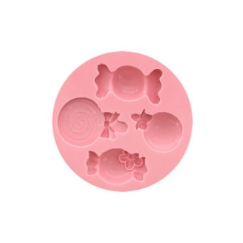 Candy Silicone Mould - Tal Tsafrir Cakes