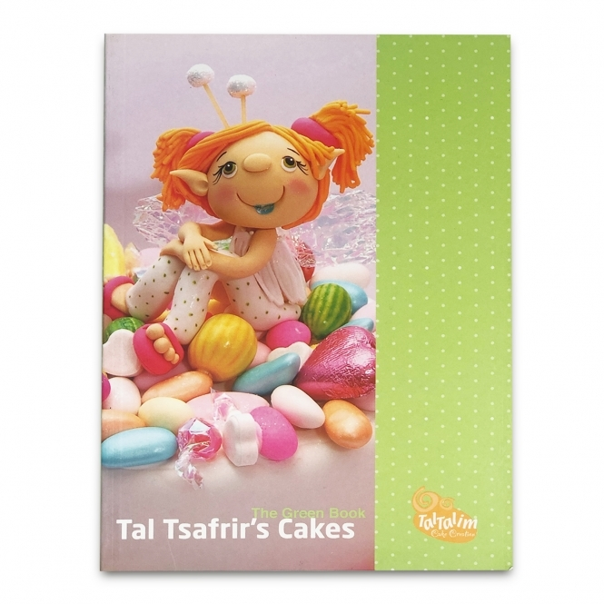 Tal Tsafrir  The Green Book - Tal Tsafrir Cakes
