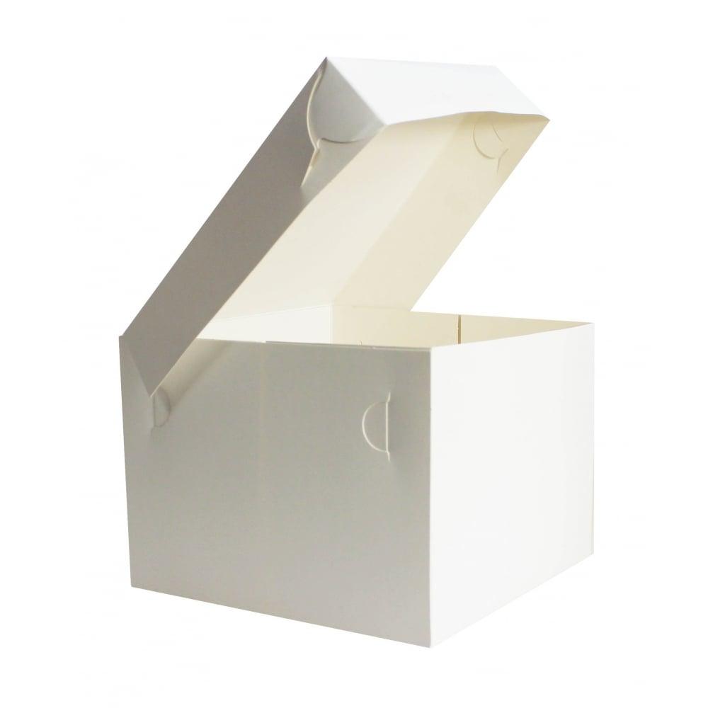Wilton Cake Box Sizes