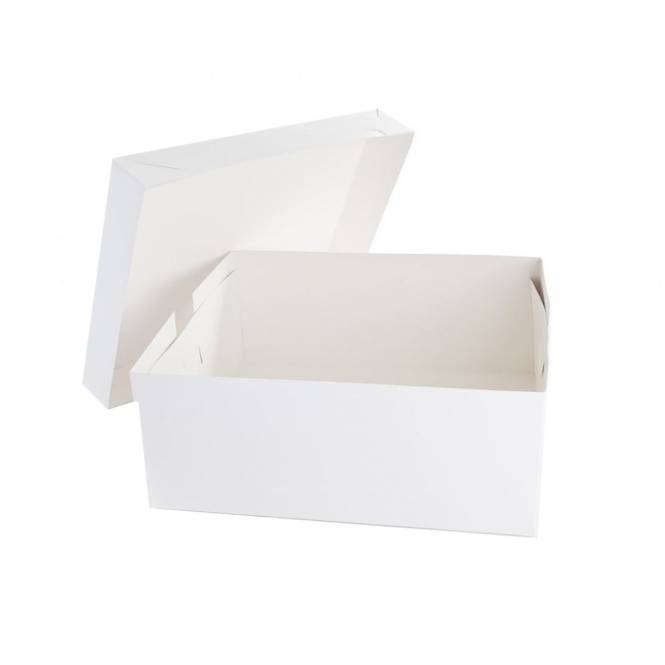 The Cake Decorating Co. 18 Inch x 14 Inch Oblong Cake Box
