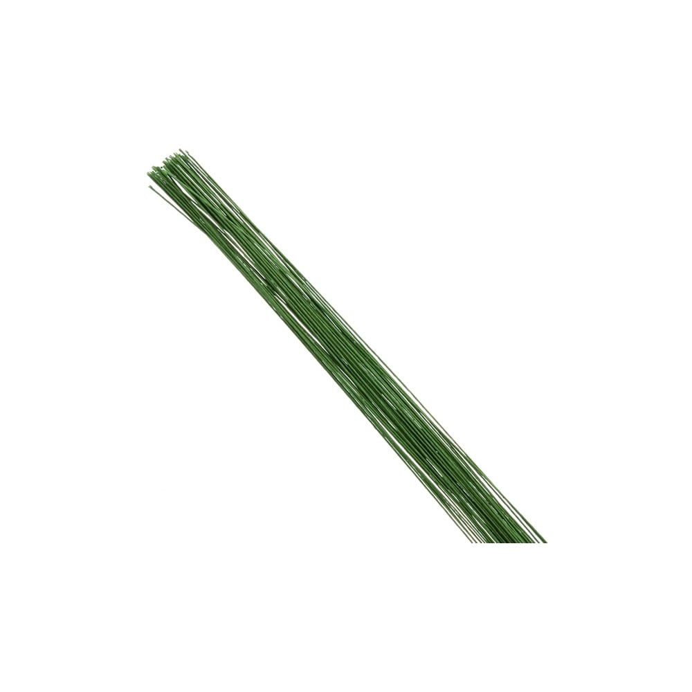 The Cake Decorating Co. 24 Gauge Green Florist Wire x 50 - Tools ...