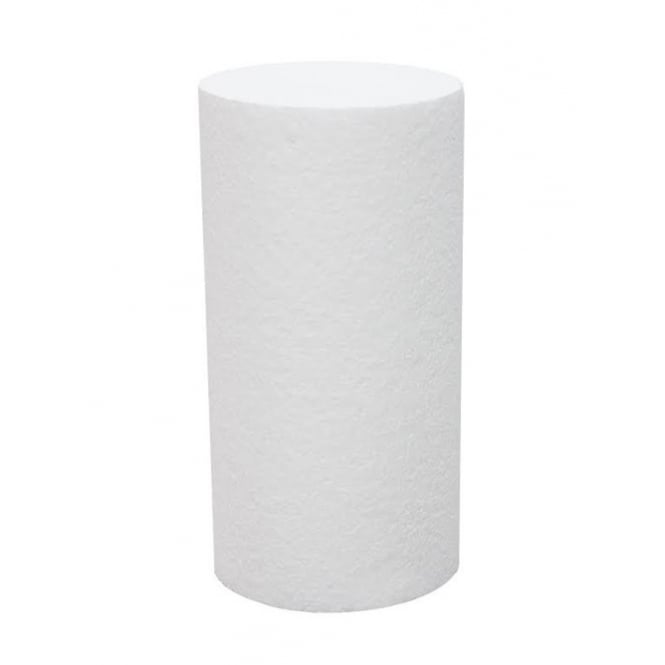 The Cake Decorating Co. 3 Inch Column 10 Inch Deep Professional Cake Dummy