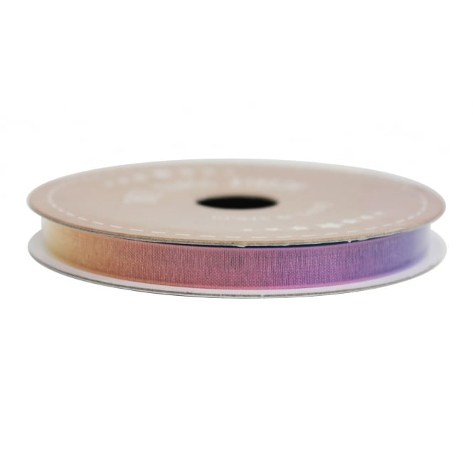The Cake Decorating Co. 6mm Rainbow Organza Ribbon - 3 Metres