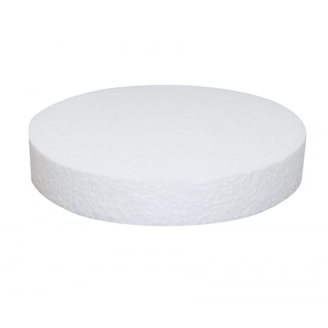 The Cake Decorating Co. 8 Inch Round 1 Inch Deep Professional Cake Separator