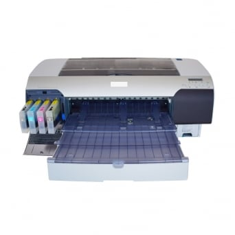 A2 Professional Edible Imaging And Chocolate Transfer Printer With 4 Refill Inks