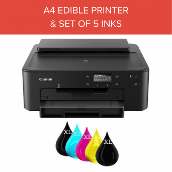 image about Edible Printable Paper called Edible Printers Edible Ink