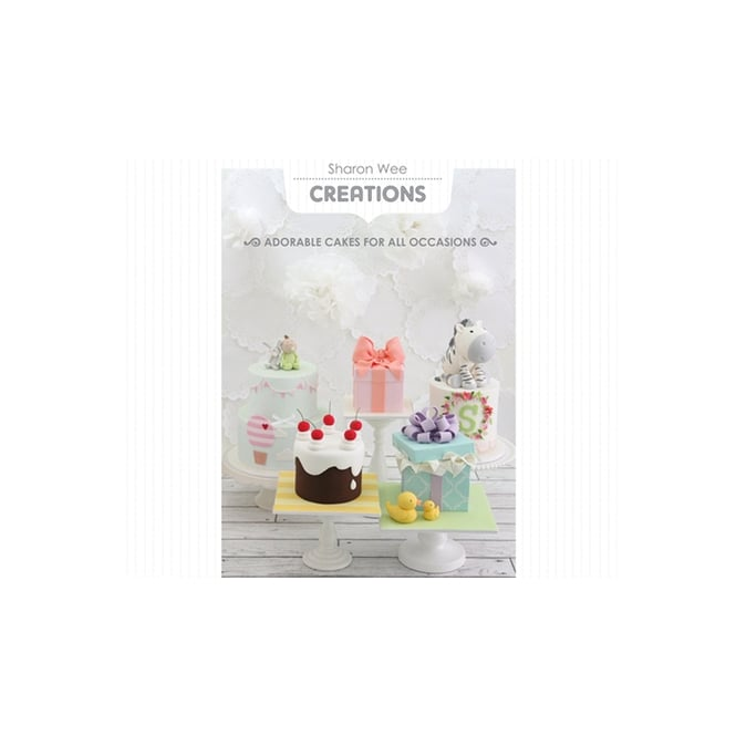 The Cake Decorating Co. Adorable Cakes For All Occasions By Sharon Wee