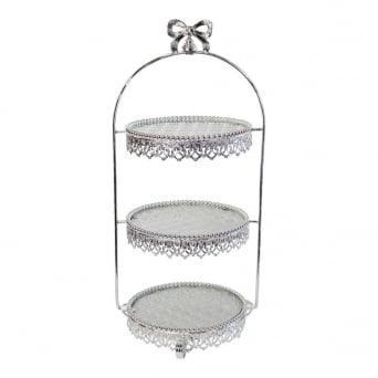 Afternoon Tea 3-Tier Cake Stand