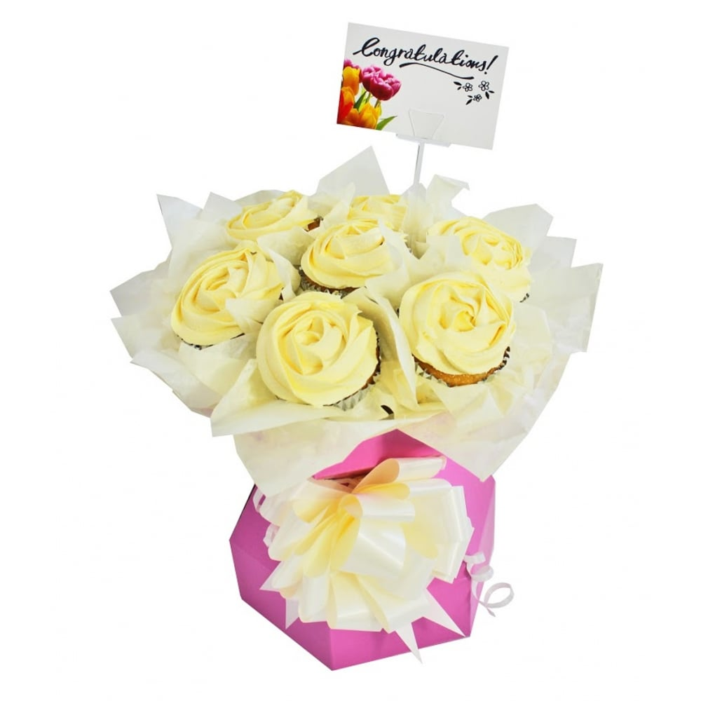 Beautiful cupcake flower bouquet delivery model best evening gown nice cupcake flower bouquet delivery contemporary images for izmirmasajfo