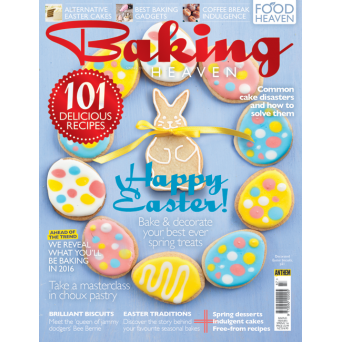 Baking Heaven - Spring 2016 Issue