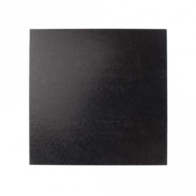 The Cake Decorating Co. Black Square Drum Cake Board - Choose A Size