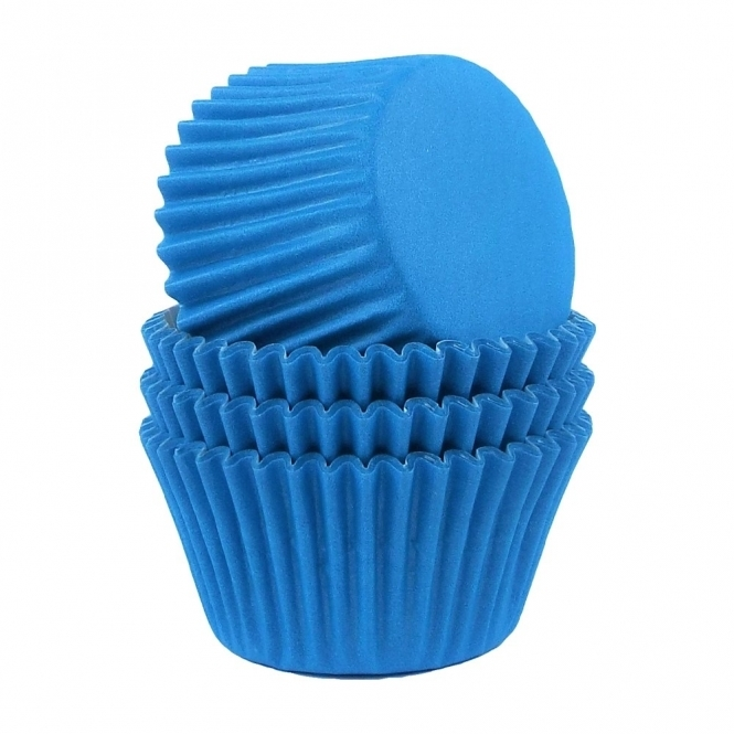 The Cake Decorating Co. Blue - Baking Cases x 180 Cups