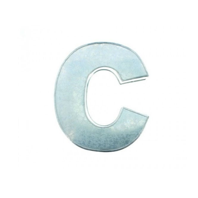The Cake Decorating Co. Capital Letter C Baking Tin Small