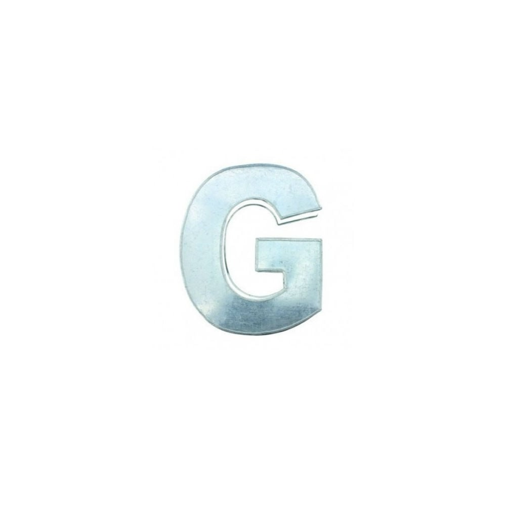 The Cake Decorating Co. Capital Letter G Baking Tin Small