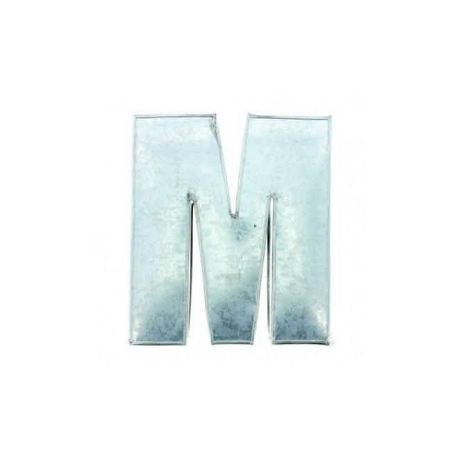 The Cake Decorating Co. Capital Letter M Baking Tin Small