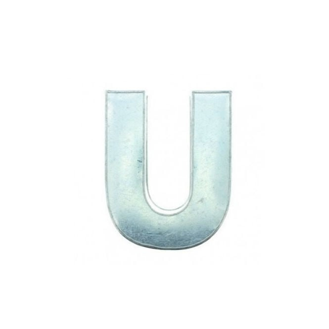 The Cake Decorating Co. Capital Letter U Baking Tin Small