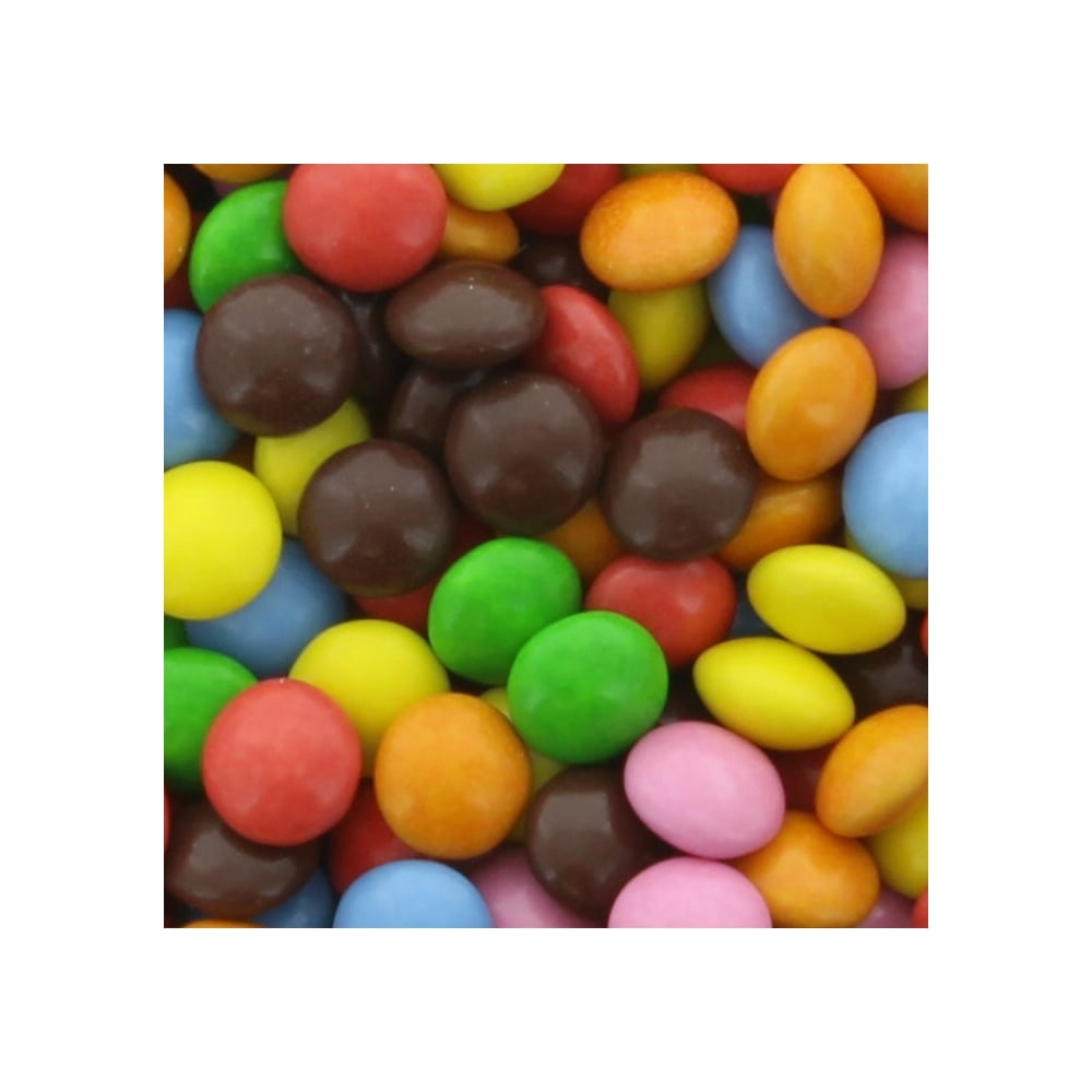 The Cake Decorating Co. Coloured Chocolate Button Edible ...