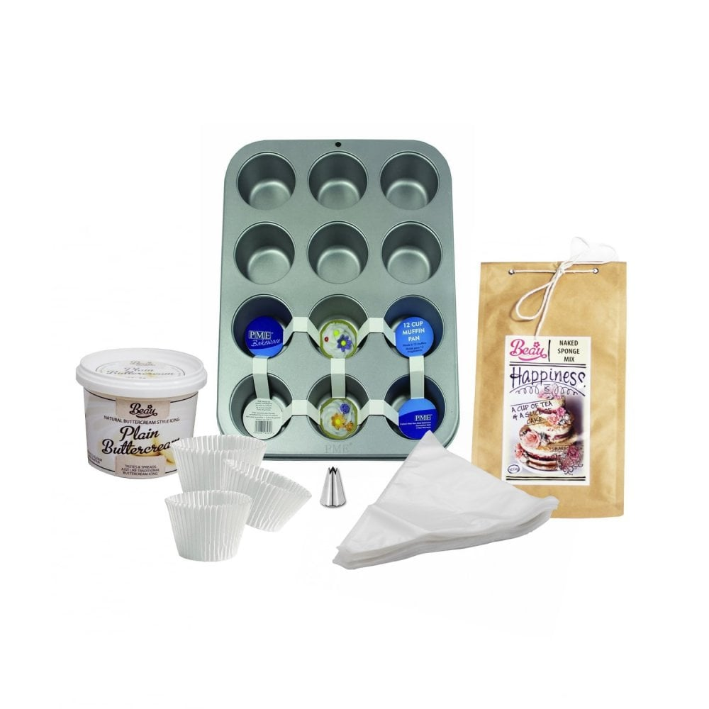 Cupcake Starter Kit Cupcake Beginner Set Bundle