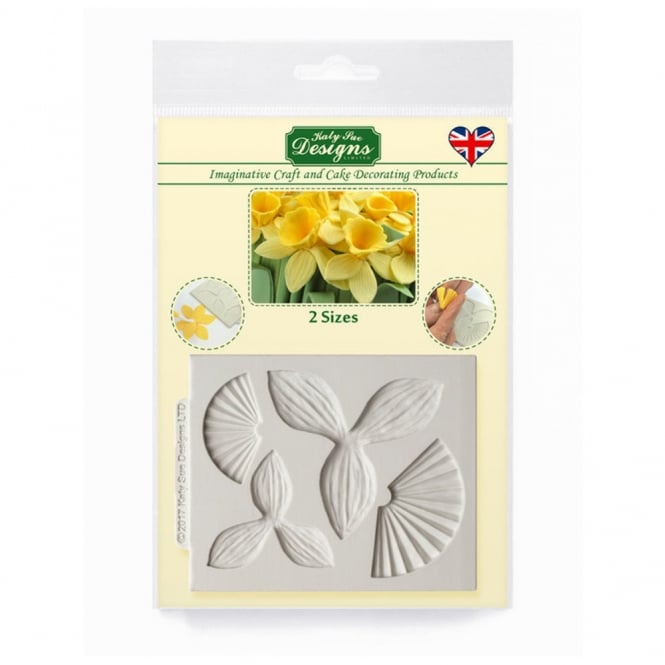 The Cake Decorating Co. Daffodils Mould - Katy Sue