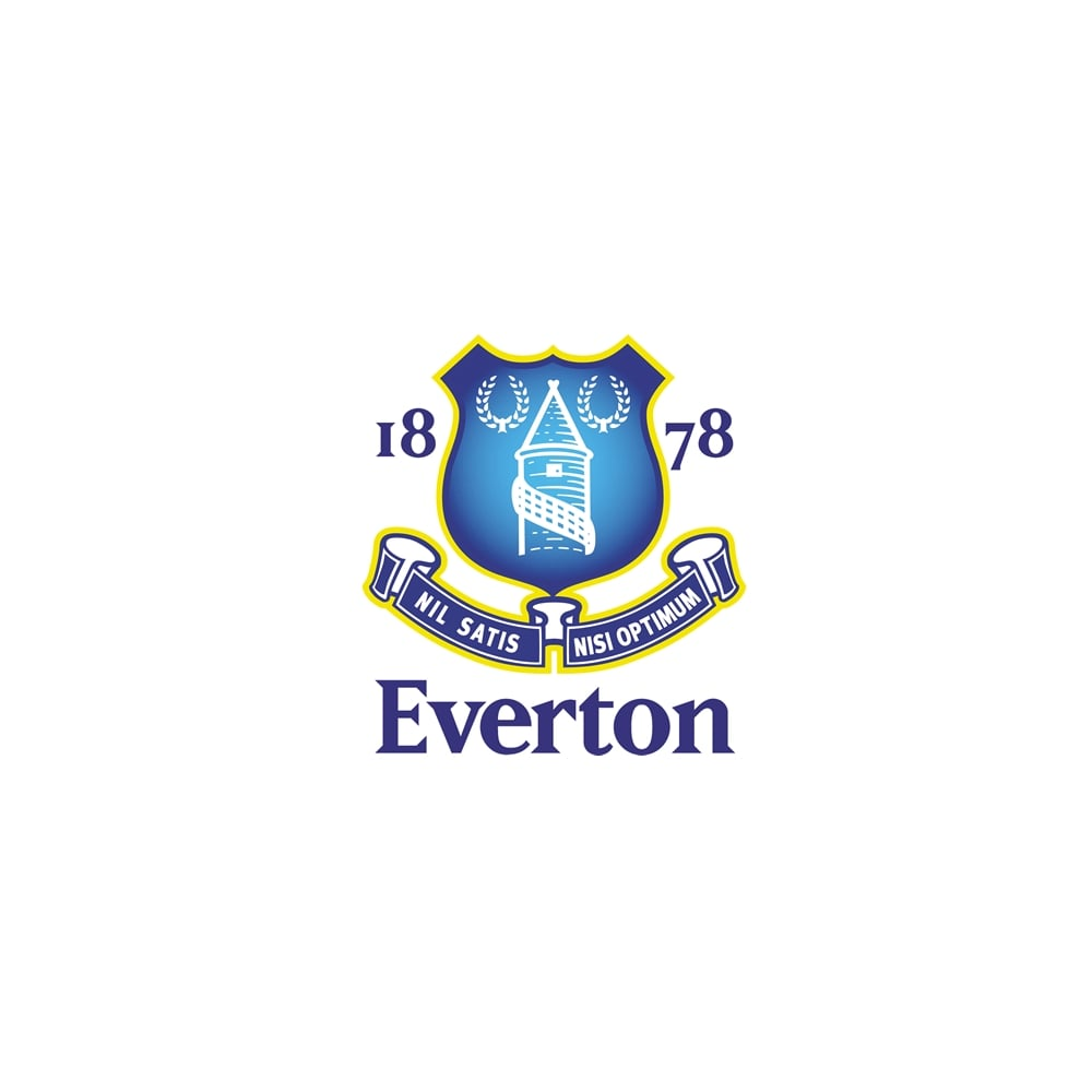 The Cake Decorating Co Edible Everton Football Club Badge Edible