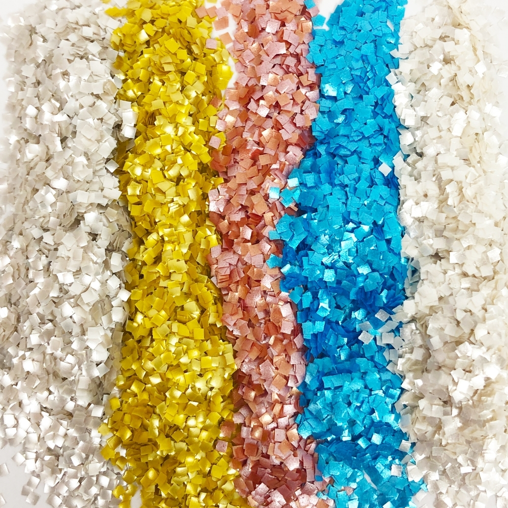 Edible Glitter Squares 7g   Shimmer Glitter Squares Cakes