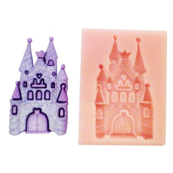 The Cake Decorating Co. Fairy Tale Castle Silicone Mould