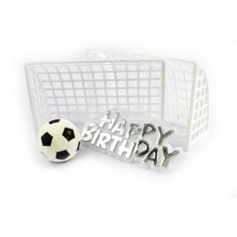 Football Cake Topper Kit