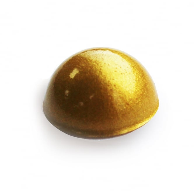 The Cake Decorating Co. Gold Edible Jelly Pearls x 20