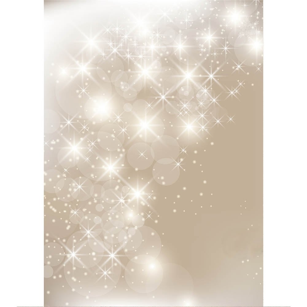 Golden Twinkle Photography Backdrop