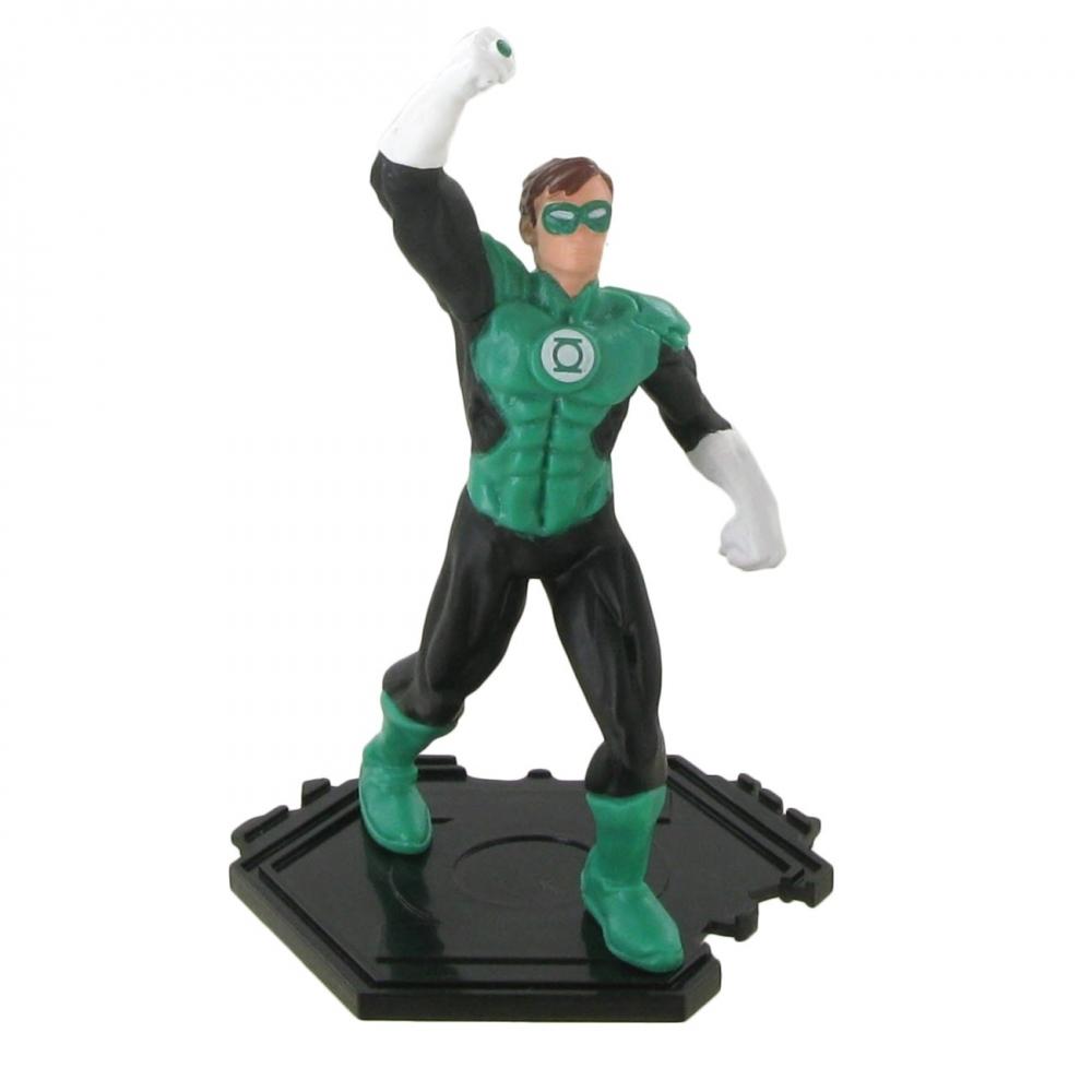 Incredible Green Lantern Figure Cake Topper Marvel Avengers Birthday Cakes Funny Birthday Cards Online Amentibdeldamsfinfo