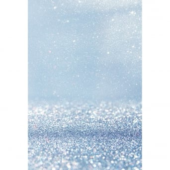 Ice Sparkle Photography Backdrop