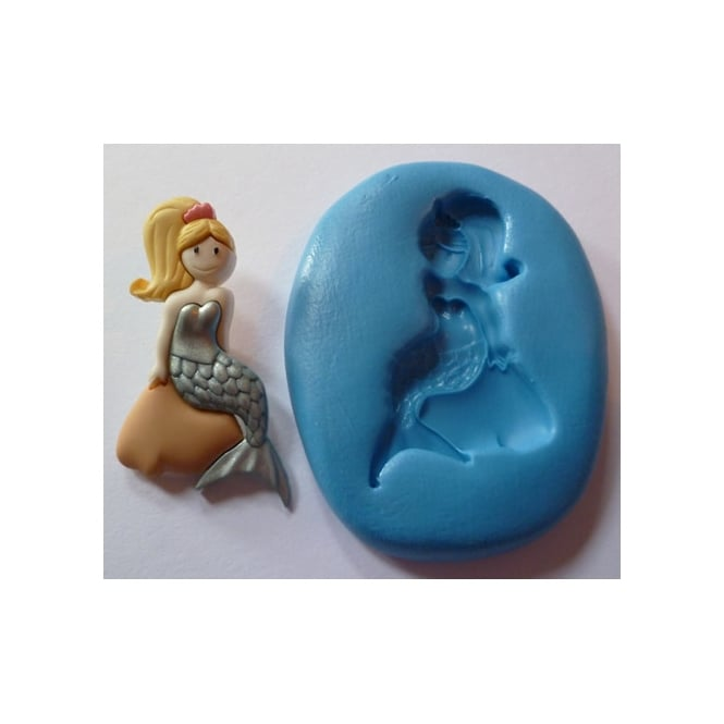 The Cake Decorating Co. Mermaid Silicone Mould
