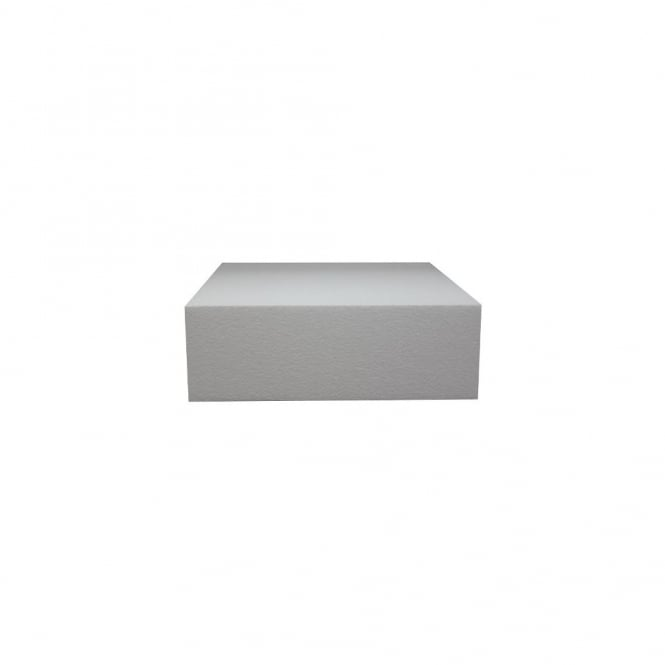 The Cake Decorating Co. Mini Square Professional Cake Dummy