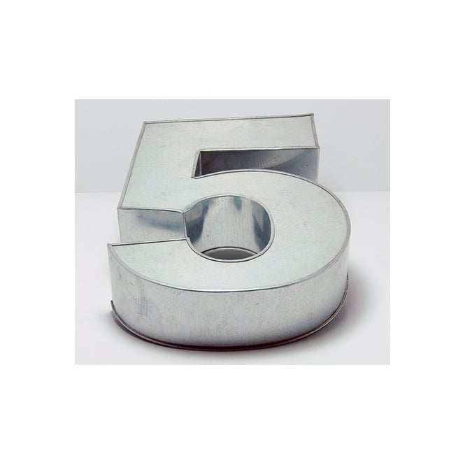 The Cake Decorating Co. Number 5 - Baking Tin - 10 Inches Small