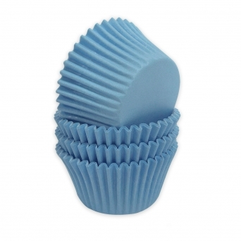 Pastel Blue - Baking Cups x 180 Cups