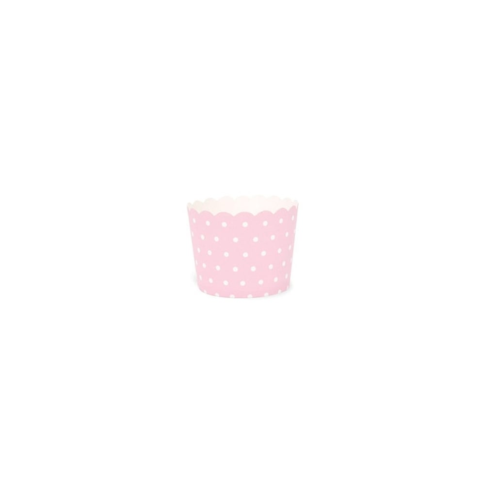 Cake Decorating Company : The Cake Decorating Co. Pink With White Spots Cupcake ...