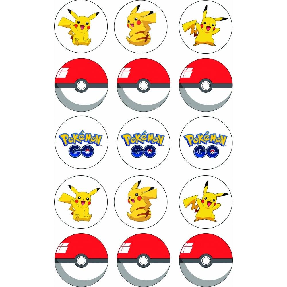 collection image wallpaper: Pokemon Edible Image