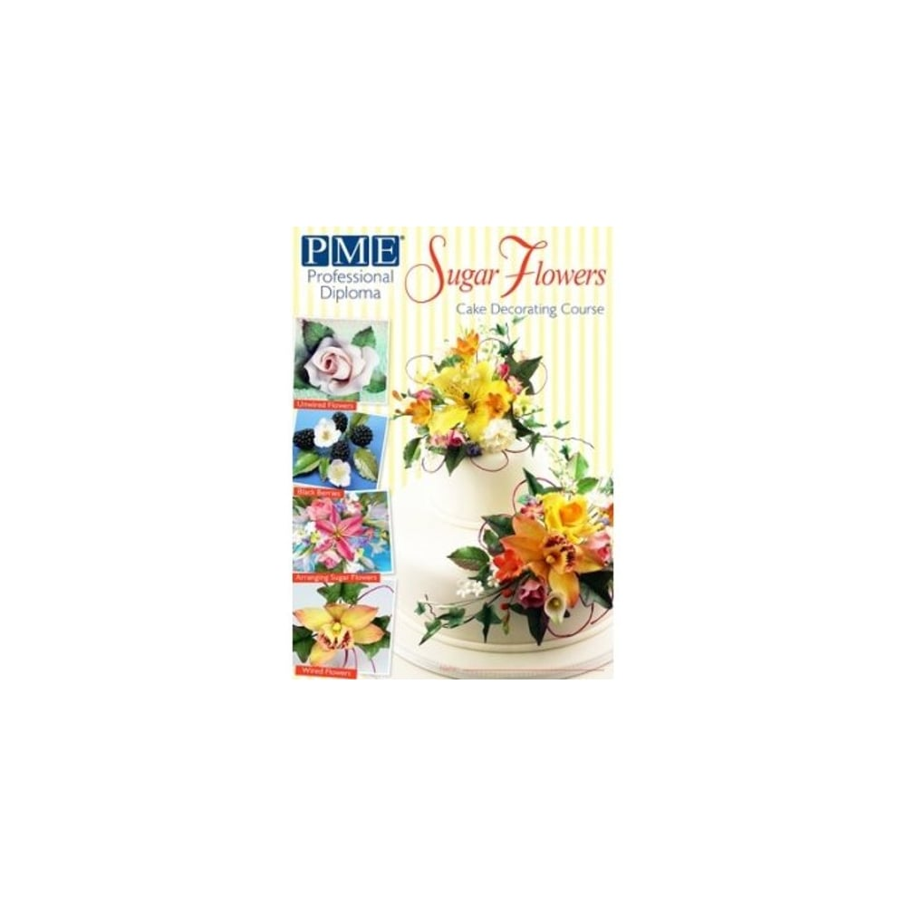 The Cake Decorating Co. Professional Diploma Sugar Flowers ...