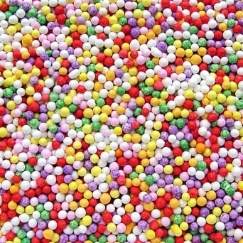 Rainbow Non Pareils - Choose A Size