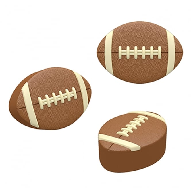 The Cake Decorating Co. Rugby Ball Cookie Mould