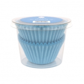 Sky Blue - Muffin Cases x 50