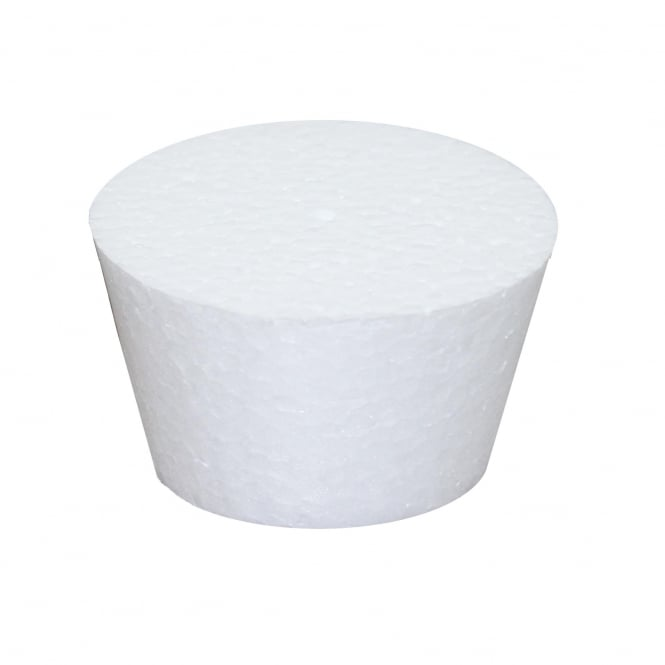 The Cake Decorating Co. Small 2 Inch Base Professional Cupcake Dummy x 10