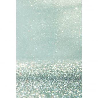 Teal Sparkle Photography Backdrop