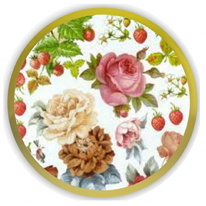 The Cake Decorating Co. Vintage Flowers And Berries
