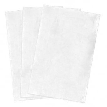 White Edible A3 Wafer Paper - Pack Of 100