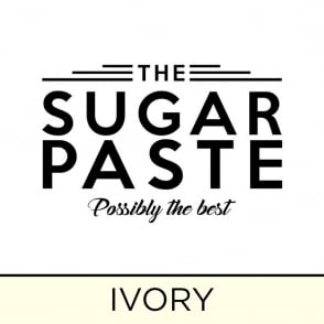 THE SUGAR PASTE Ivory 6KG