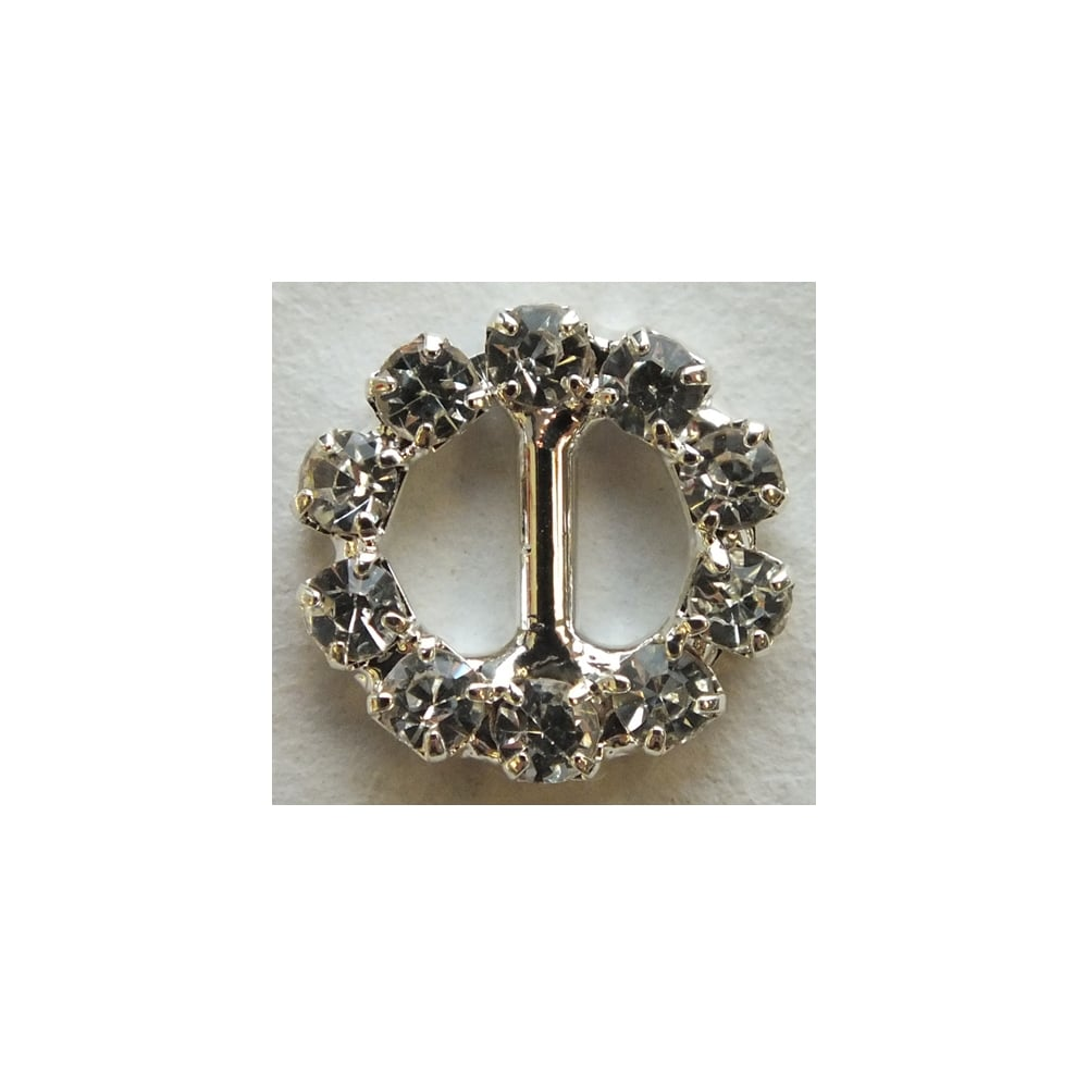 Diamante Cake Decorations Uk : The Cake Decorating Co. 6x Small Silver Circle Crystal ...