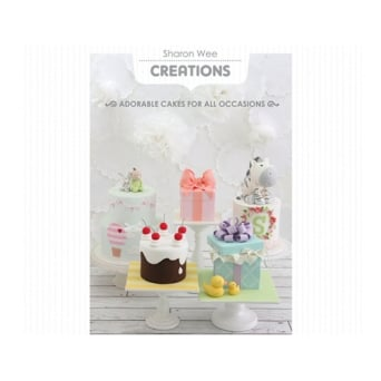 Adorable Cakes For All Occasions By Sharon Wee