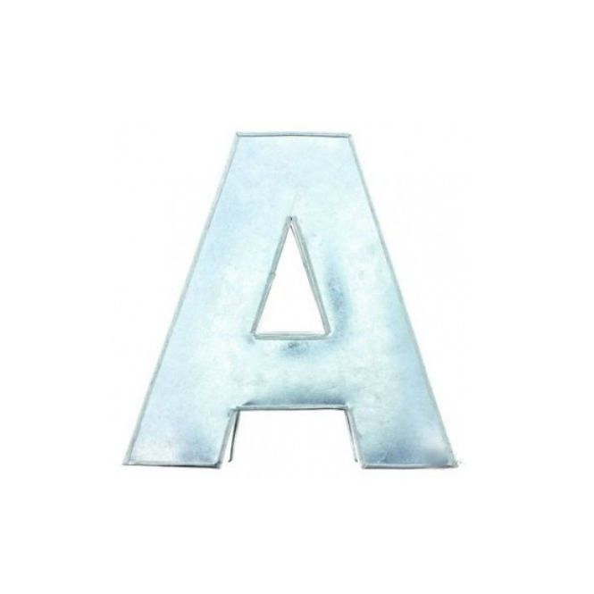 The Cake Decorating Co. Capital Letter A Baking Tin Small