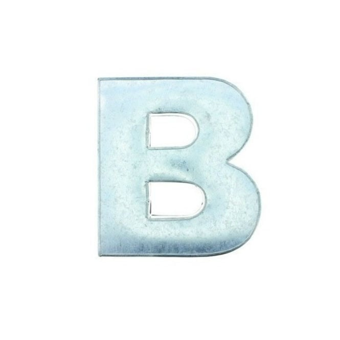 The Cake Decorating Co. Capital Letter B Baking Tin Small
